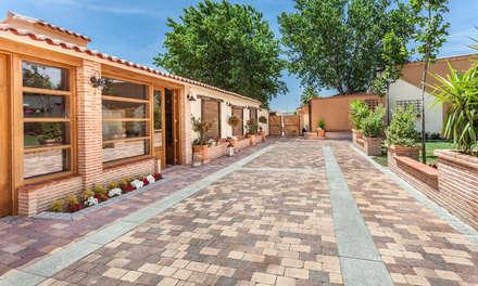 Restaurante Varra, Illescas Toledo: Salones de eventos de estilo  de Quadro