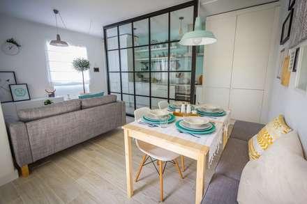scandinavian Dining room by Homestories