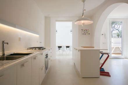 Dapur by mc2 architettura