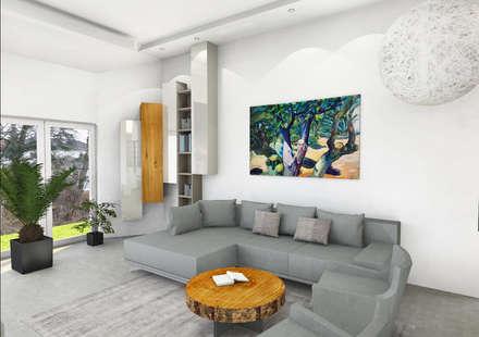 planungsbilder moderne wohnzimmer von design manufaktur gmbh wohnzimmer einrichten in beigetnen