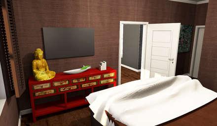 Asiatische Schlafzimmer Einrichtungsideen Und Bilder Homify Planungsbilder Von Design Manufaktur