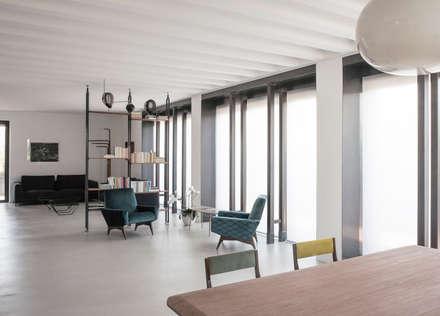 Soggiorno minimalista idee ispirazioni homify for Casa stile minimalista