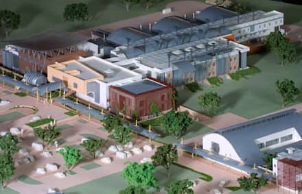 Botswana Bureau of Standards:  Office buildings by Environment Response Architecture