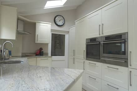 integreated-appliances:  Commercial Spaces by Premier Kitchens & Bedrooms