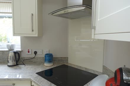 AEG Appliances:  Commercial Spaces by Premier Kitchens & Bedrooms