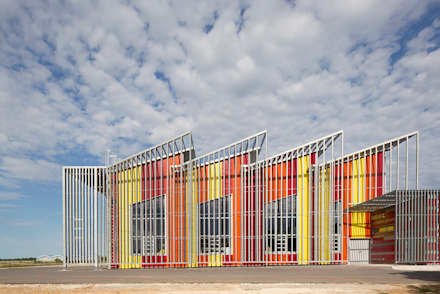 NBJ Architectes의  공항