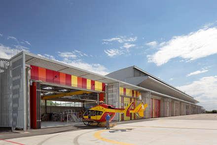 مطار تنفيذ NBJ Architectes