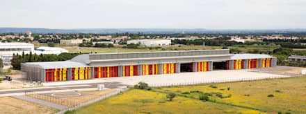 Flughäfen von NBJ Architectes