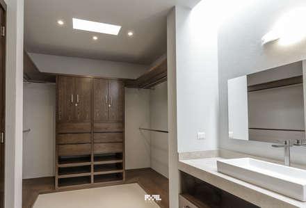 ห้องแต่งตัว by 2M Arquitectura