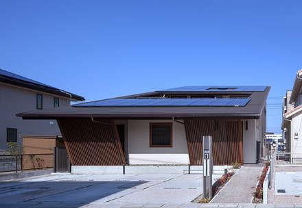 今宿の家1: 株式会社 SYN空間計画 一級建築事務所が手掛けた家です。