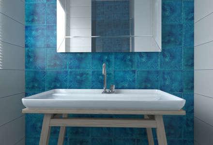 Piastrelle bagno stile inglese amazing bagno country moderno