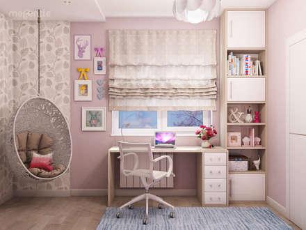 minimalistic Nursery/kid's room by MAGENTLE