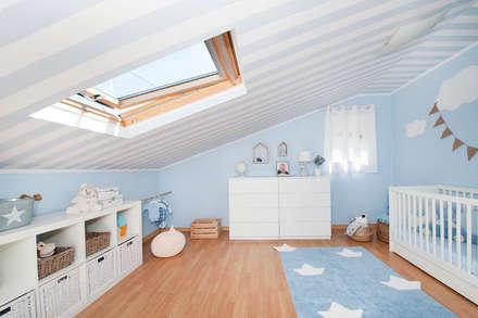 scandinavian Nursery/kid's room by This Little Room