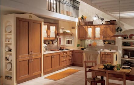 I nostri articoli: Cucina in stile in stile Classico di Lamir arreda