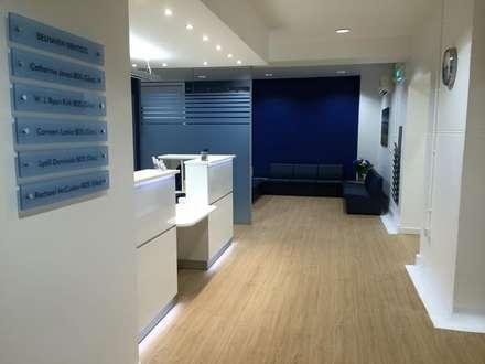 Scarlow Street Business Centre, Port Glasgow:  Clinics by Richard Robb Architects