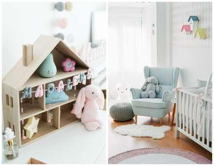 modern Nursery/kid's room by In&Out