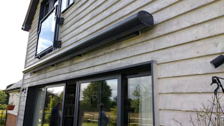 Awning cassette:  Terrace by Premier Blinds, Shutters & Awnings