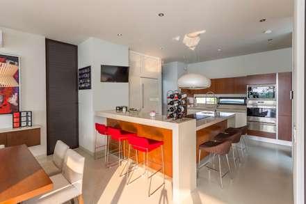 Cocina: Cocinas de estilo minimalista de Yucatan Green Design
