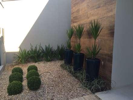 حديقة تنفيذ Eneida Lima Paisagismo