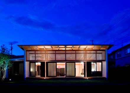masekawa house: 髙岡建築研究室が手掛けた家です。