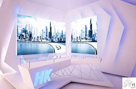 Студия для диалоговых и новостных программ: Коммерческие помещения в . Автор – Арт-Идея