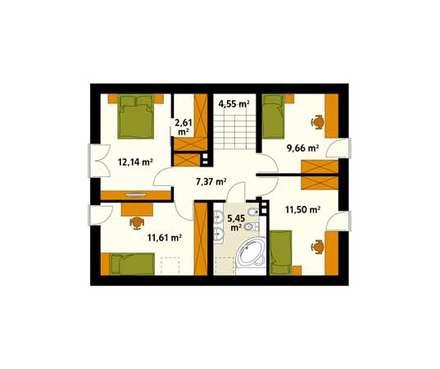 جدران و أرضيات تنفيذ BIURO PROJEKTOWE MTM STYL