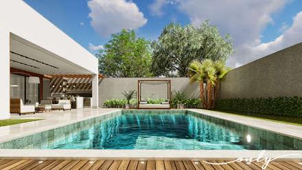 تالاب  by Only Design de Interiores