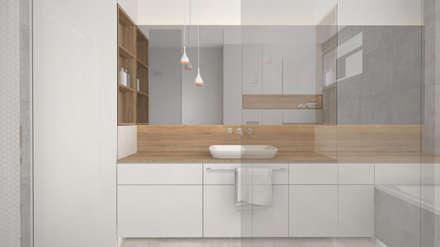 ห้องน้ำ by Interjo