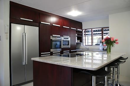 kitchens modern kitchen by life design - Moderne Kchen