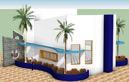 محلات تجارية تنفيذ Rafael Alves Rocha