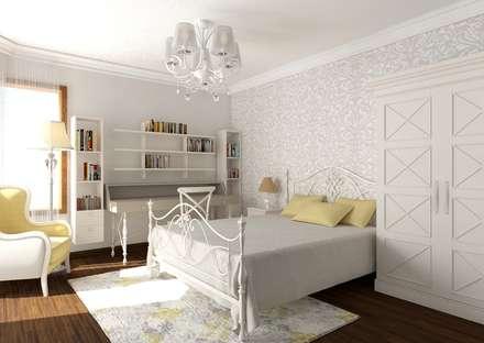 modern Nursery/kid's room by ESA PARK İÇ MİMARLIK
