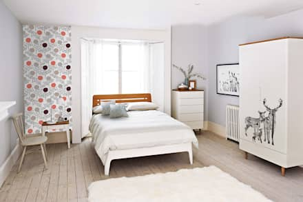 scandinavian bedroom. Scandinavian Bedroom  scandinavian by Pixers Style Design Ideas Pictures Homify
