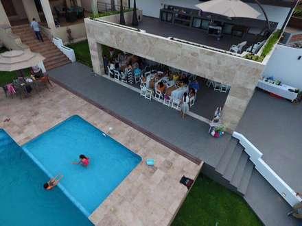 modern Pool by Arki3d