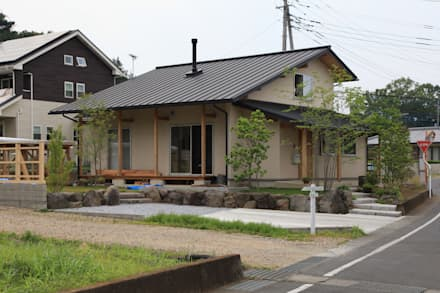 金山の家 群馬県太田市: 田村建築設計工房が手掛けた家です。