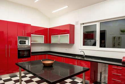 Cocinas estilo moderno homify for Cocinas estilo moderno