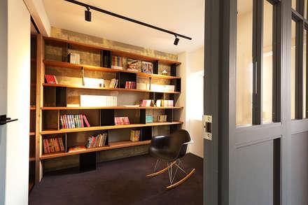 ห้องทำงาน/อ่านหนังสือ by SWITCH&Co.