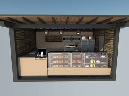 مطاعم تنفيذ Atahualpa 3D