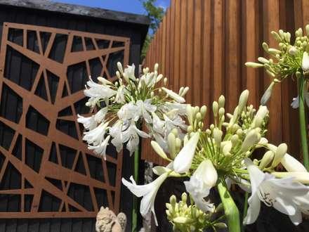 Minimalist Style Garden Design Ideas Pictures Homify