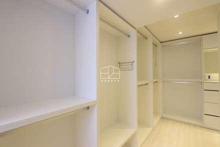 classic Dressing room by 홍예디자인