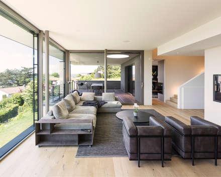wohnzimmer einrichtung, design, inspiration und bilder | homify - Modernes Wohnzimmer Design