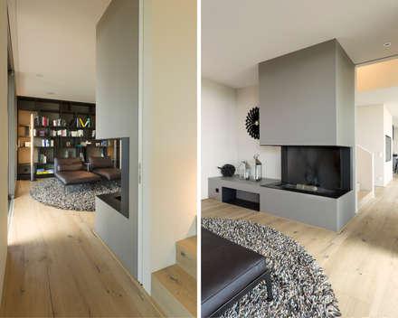modern Media room by meier architekten