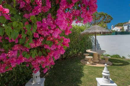 Vale do Lobo V3: Jardins clássicos por Zenaida Lima Fotografia