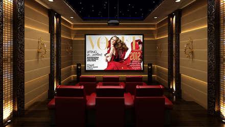 Home cinema design ideas, inspiration & images | homify