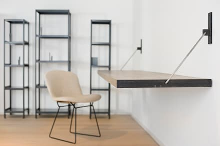 minimalistic Study/office by INpuls