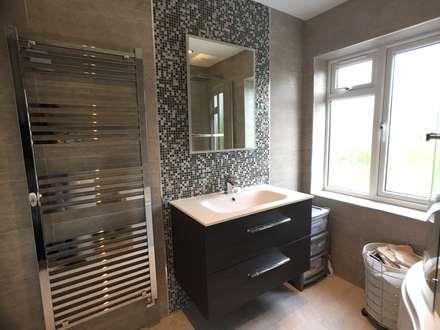 bathroom: modern Bathroom by Progressive Design London