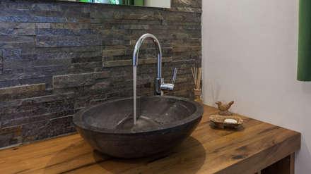 Gäste-WC: landhausstil Badezimmer von Boddenberg
