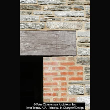 Window Detail:  Windows by John Toates Architecture and Design