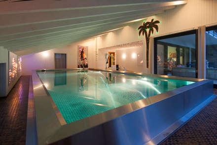 modern Spa by Hesselbach GmbH