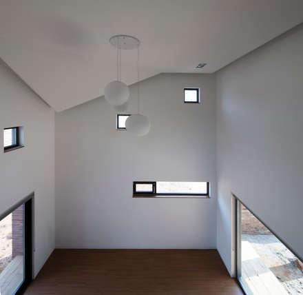 Terrace by 리슈건축