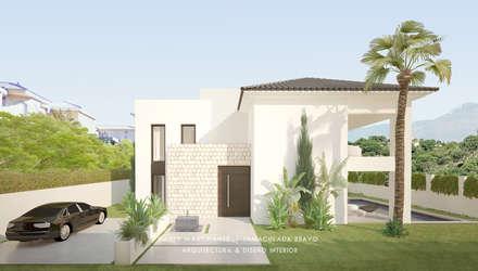 mediterranean Houses by David Marchante  |  Inmaculada Bravo